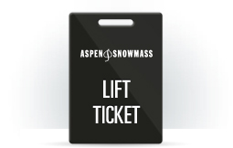 Aspen Gay Ski Week Lift Ticket