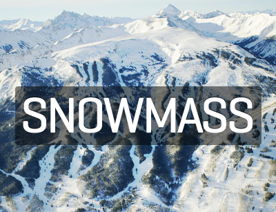 On Mountain Schedule Snowmass