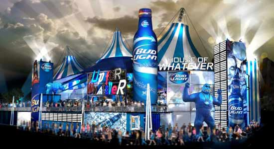 Bud Light AGSW