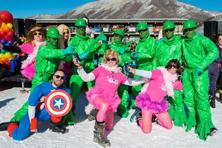 Downhill Costume Contest