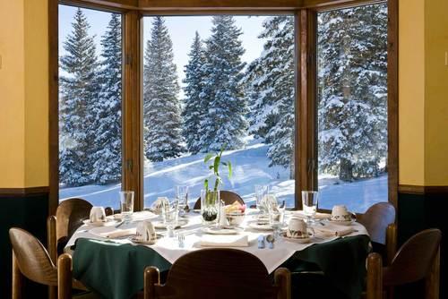 Lunch On Snowmass Gywn S Restaurant Gay Ski Week 2020