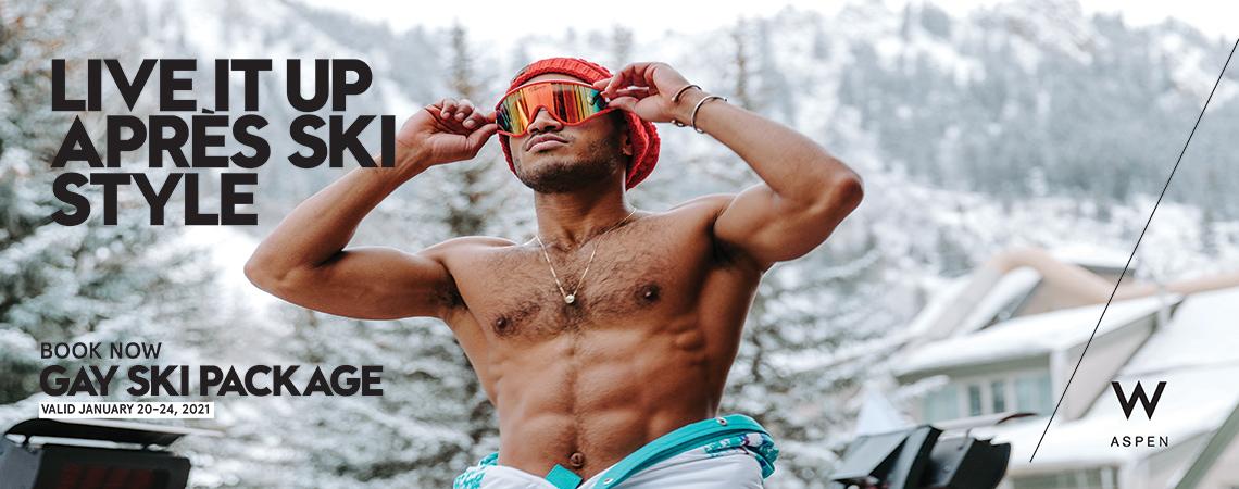 W Aspen - Aspen Gay Ski Week 2021