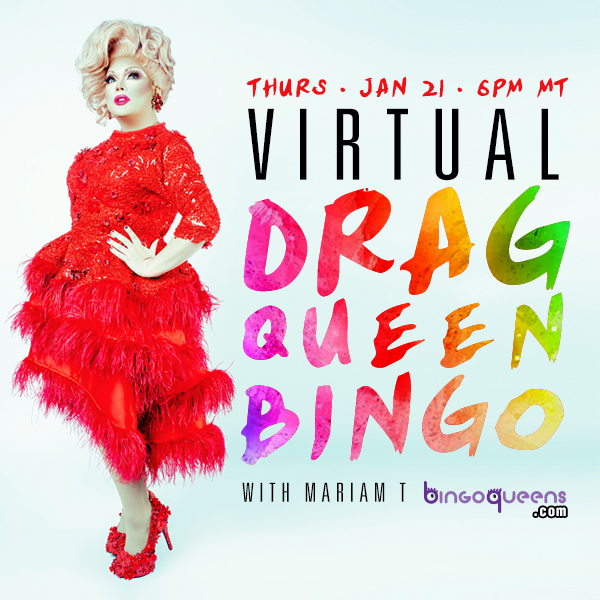 Virtual Drag Bingo