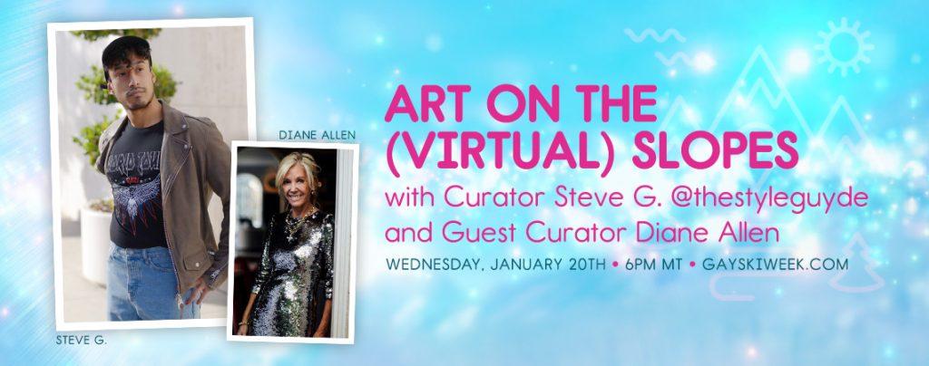 Fine Art Online Virtual Curation
